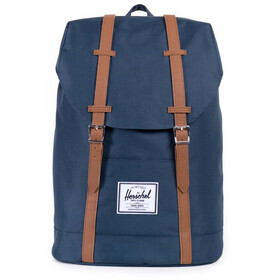 Herschel Retreat Backpack 19,5l Unisex, navy/tan